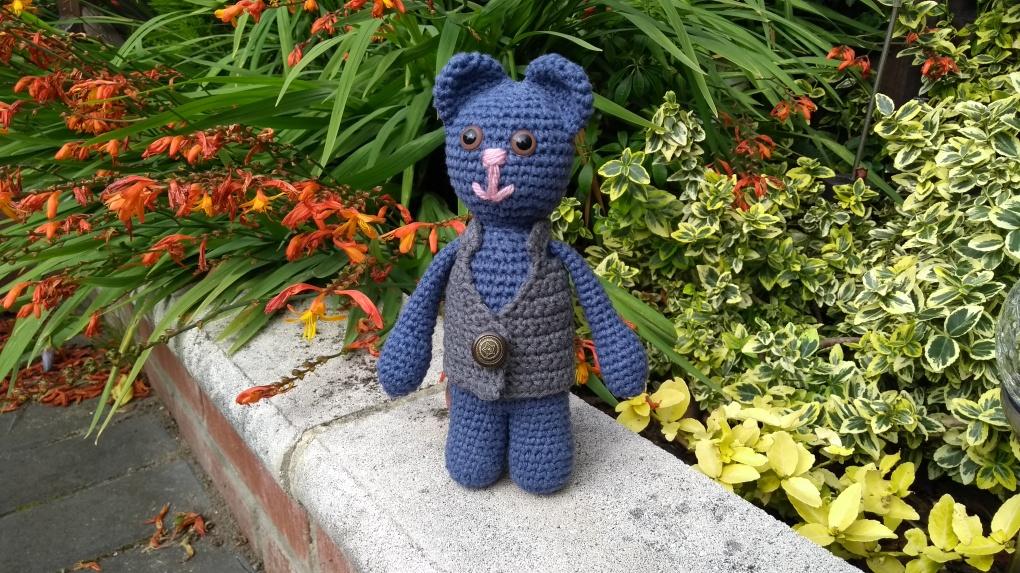 Charlie Bear 1